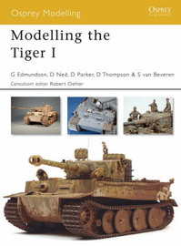 Modelling the Tiger I by Gary Edmundson