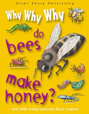 Why Why Why Do Bees Make Honey? image