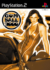 Gumball 3000 for PlayStation 2