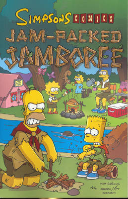 The Simpsons Comics Jam-packed Jamboree by Matt Groening