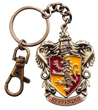 Harry Potter: Gryffindor Crest - Metal Keychain