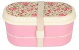 Vintage Floral Roses - Bento Lunch Box