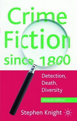 Crime Fiction since 1800 by Stephen Knight image
