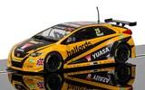 Scalextric: DPR BTCC Honda Civic Type R, Matt Neal - Slot Car