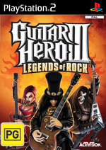Guitar Hero III: Legends of Rock (Game Only) for PlayStation 2