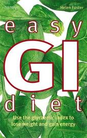 Easy GI Diet by Helen Foster image