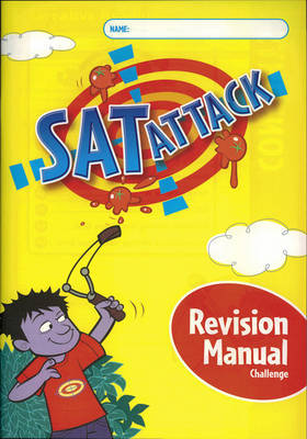 SAT Attack Reading/Writing: Challenge Revision Manuals (8 Pack) by Jean Kendall