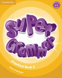 Super Minds Level 5 Super Grammar Book by Herbert Puchta
