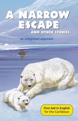 A Narrow Escape and Other Stories: Reader D by Angus Maciver image