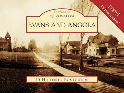 Evans and Angola by Cheryl Delano
