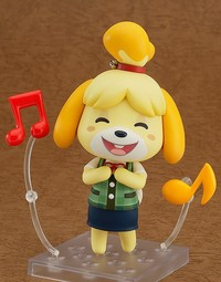 Nendoroid Shizue (Isabelle) (Animal Crossing: New Leaf) (Reissue) - Articulated Figure