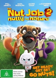 The Nut Job 2: Nutty By Nature on DVD