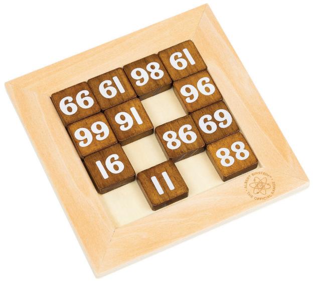 Professor Puzzle - Einstein Number Puzzle