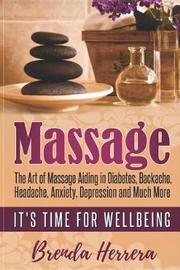 Massage by Brenda Herrera image