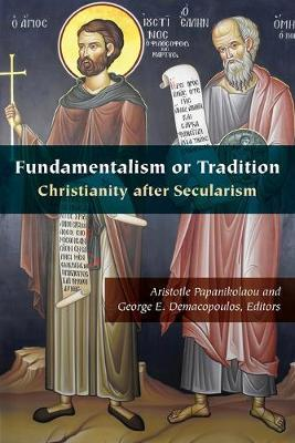 Fundamentalism or Tradition image