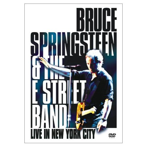 Bruce Springsteen And The E Street Band - Live In New York City on DVD image