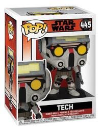 Star Wars: The Bad Batch - Tech Pop! Vinyl Figure