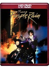 Purple Rain on HD DVD image