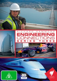 Engineering Connections Series 3 on DVD