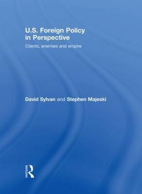 U.S. Foreign Policy in Perspective by David Sylvan image