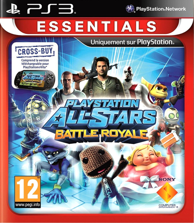 Playstation All-Stars Battle Royale (PS3 Essentials) for PS3