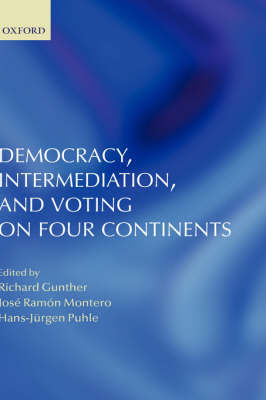 Democracy, Intermediation, and Voting on Four Continents image