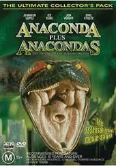 Anaconda - The Ultimate Collectors Pack - Anaconda plus Anacondas (2 Disc Set) on DVD