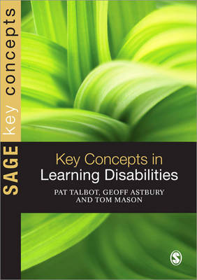 Key Concepts in Learning Disabilities image
