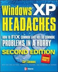 Windows XP Headaches by Curt Simmons