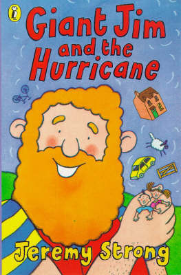 Giant Jim and the Hurricane by Jeremy Strong image