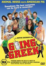Going Greek on DVD