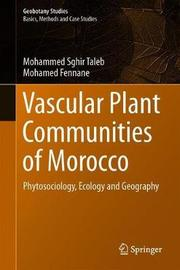 Vascular Plant Communities of Morocco by Mohammed Sghir Taleb image