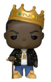 Notorious B.I.G (Crown ver.) - Pop! Vinyl Figure
