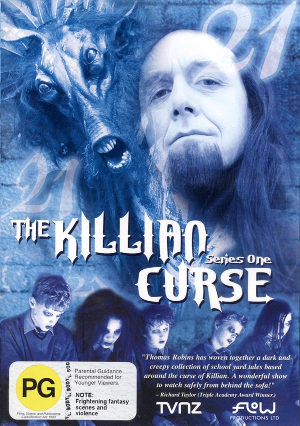 The Killian Curse on DVD image