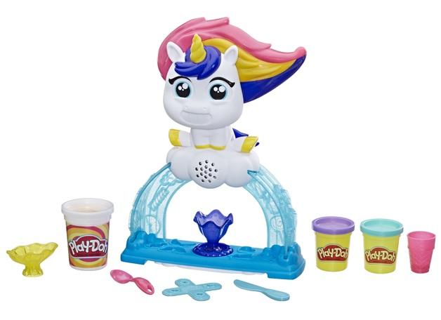 Play-Doh: Tootie the Unicorn - Ice Cream Set