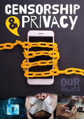 Censorship and Privacy by Charlie Ogden