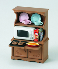 Sylvanian Families: Cupboard With Oven