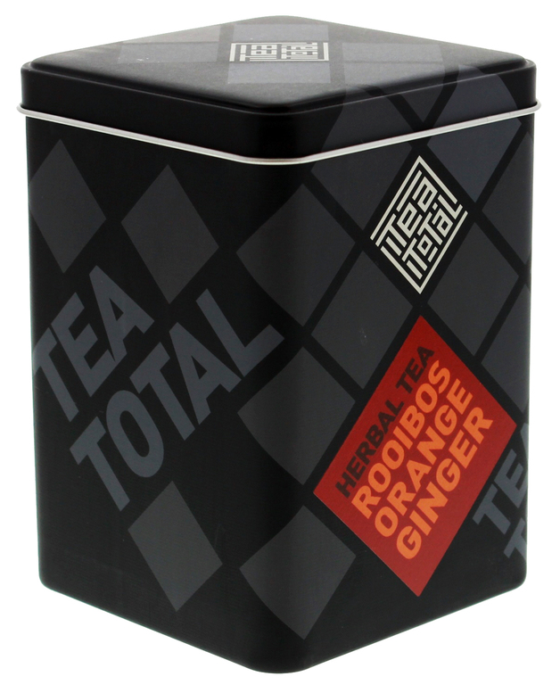 Tea Total - Rooibos Orange Ginger Tea (100g Tin)