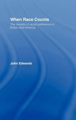When Race Counts by John Edwards