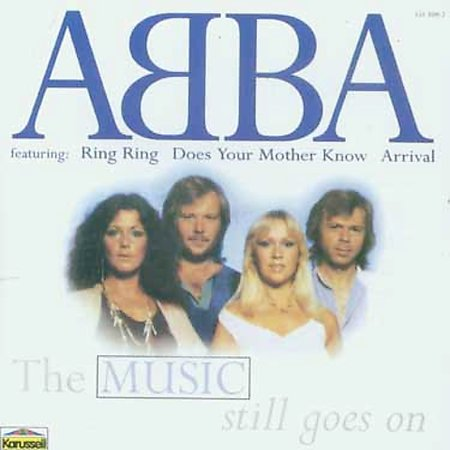 Music Still Goes On by ABBA image