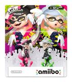 Nintendo Amiibo Squid Sisters Pack - Splatoon Figure for Nintendo Wii U