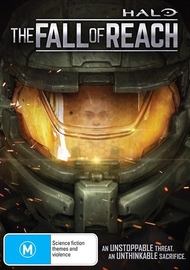 Halo - The Fall of Reach on DVD