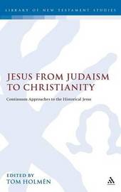 Jesus from Judaism to Christianity image