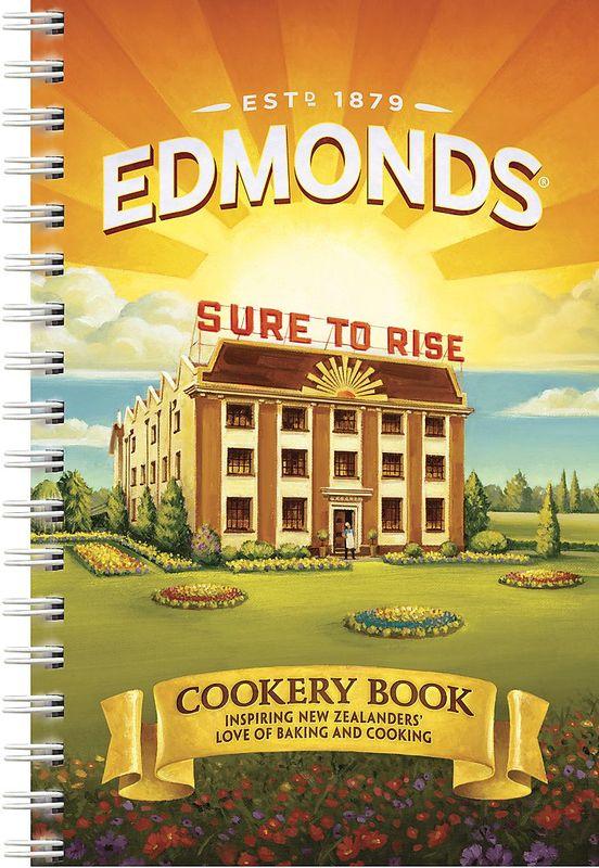 Edmonds Cookery Book (Fully Revised) by Fielder Goodman