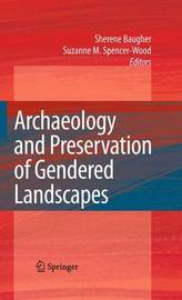 Archaeology and Preservation of Gendered Landscapes image