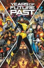 X-men: Years Of Future Past by Marguerite Bennett