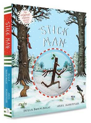 Stick Man (Snow Dome Gift Ed.) by Julia Donaldson
