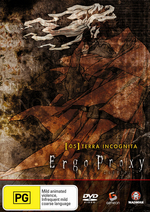 Ergo Proxy - Vol. 05: Terra Incognita on DVD