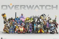 Overwatch - Anniversary Line Up (761)