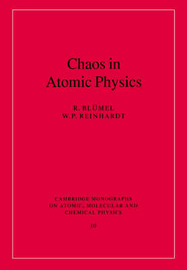 Chaos in Atomic Physics by Reinhold Blumel
